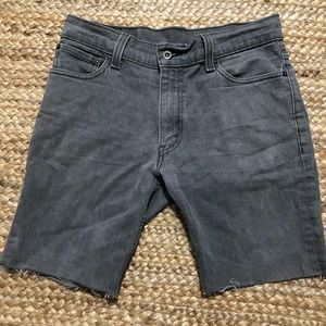 Levi's Mid Thigh Shorts